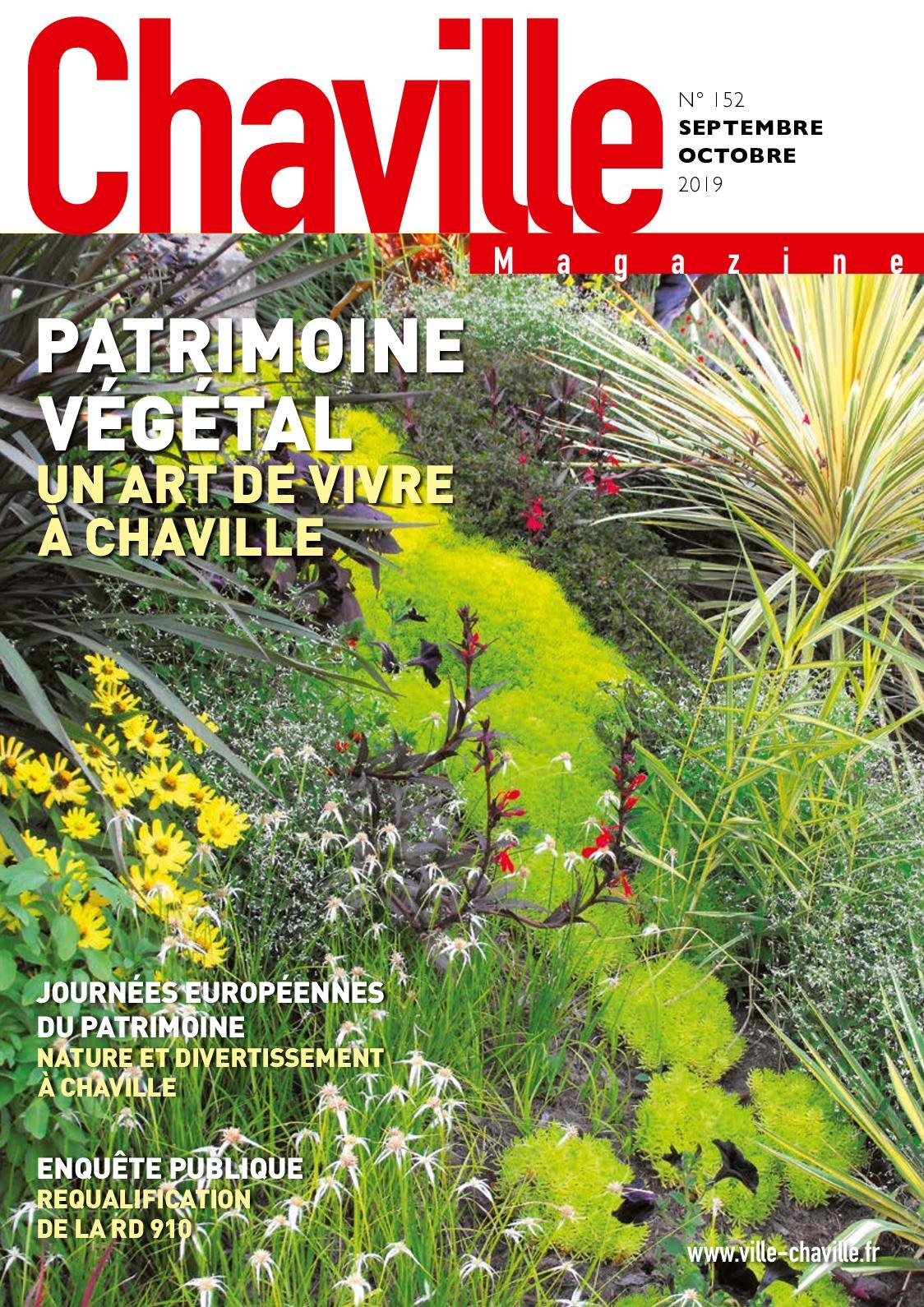 Les Sens Du Bien Etre Chaville calaméo - chaville magazine 152