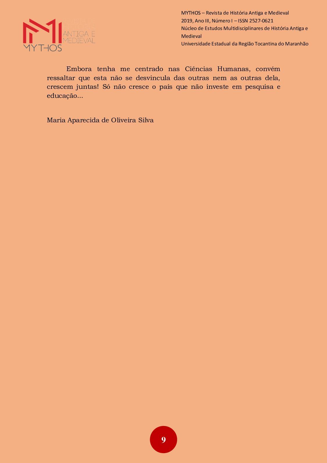 Revista Mythos Volume V Calameo Downloader
