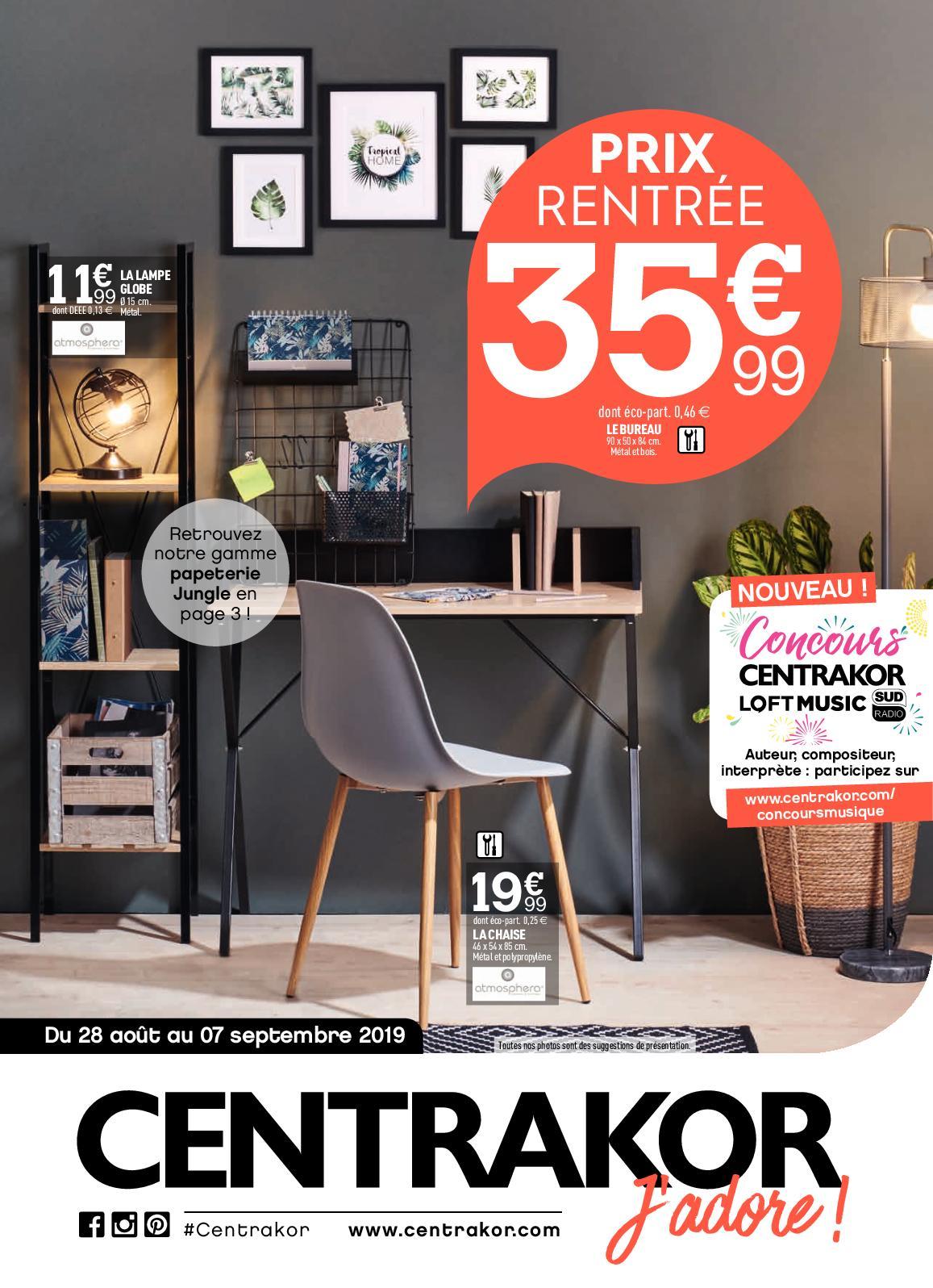 Calaméo Catalogue 633 Centrakor Prix Rentrée édition