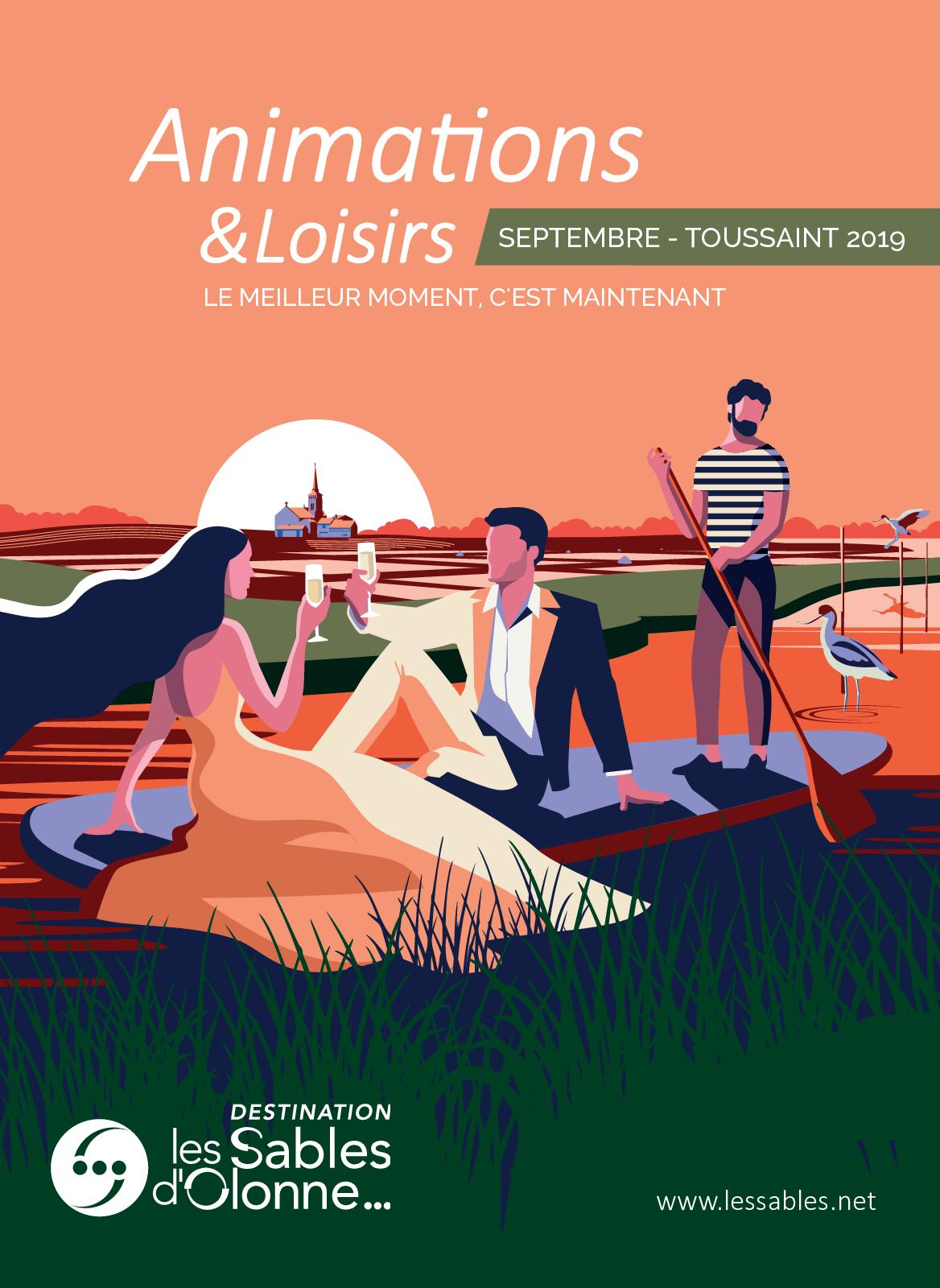 ANIMATIONS Septembre-Toussaint 2019