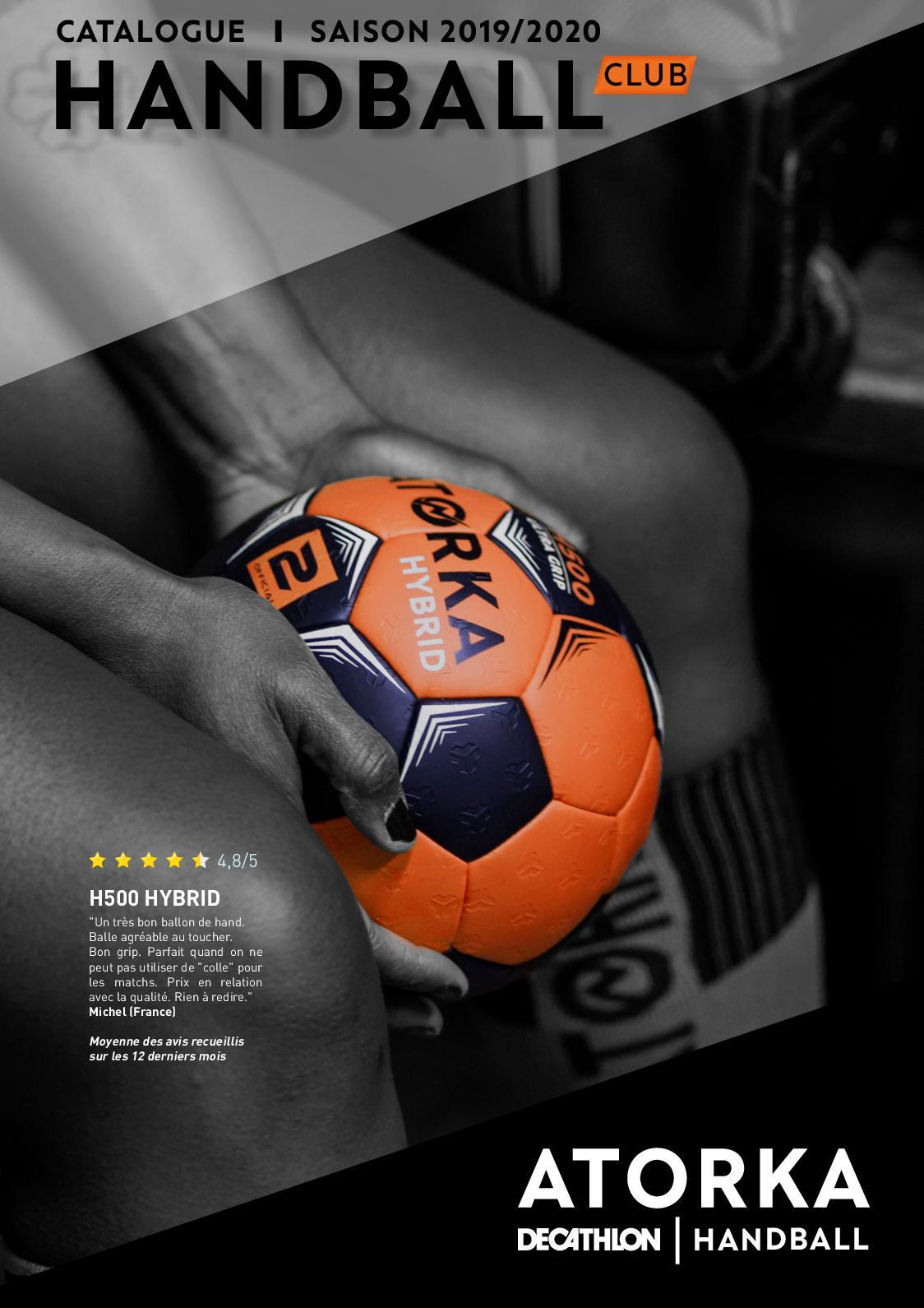 produits Atorka 2019 Calaméo Handball Catalogue NX8wOk0nP