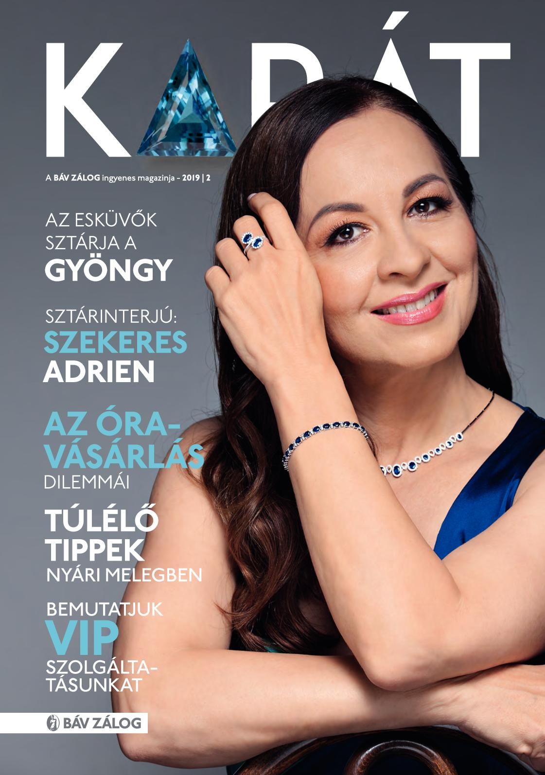 BÁV Karát Magazin 2019/2