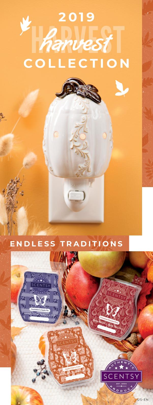Calameo Scentsy Fall 2019 Harvest Brochure