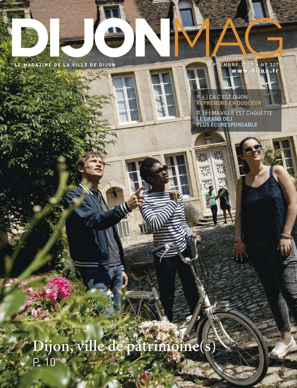 37 Quai Gauthey Dijon calaméo - dijon mag 327 sept