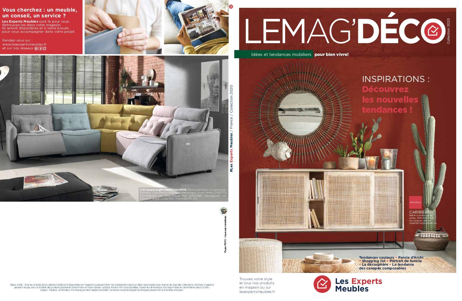 Meubles Cloison Double Face calaméo - les experts meubles catalogue 2020