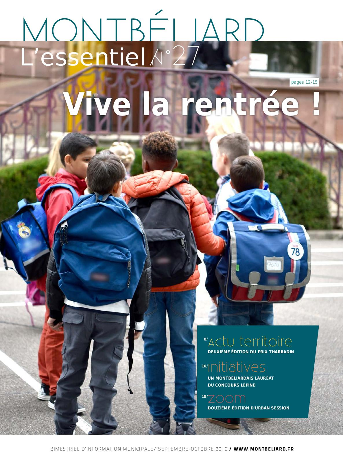 Cours De Dessin Montbéliard calaméo - montbéliard l'essentiel n°27 - septembre octobre 2019