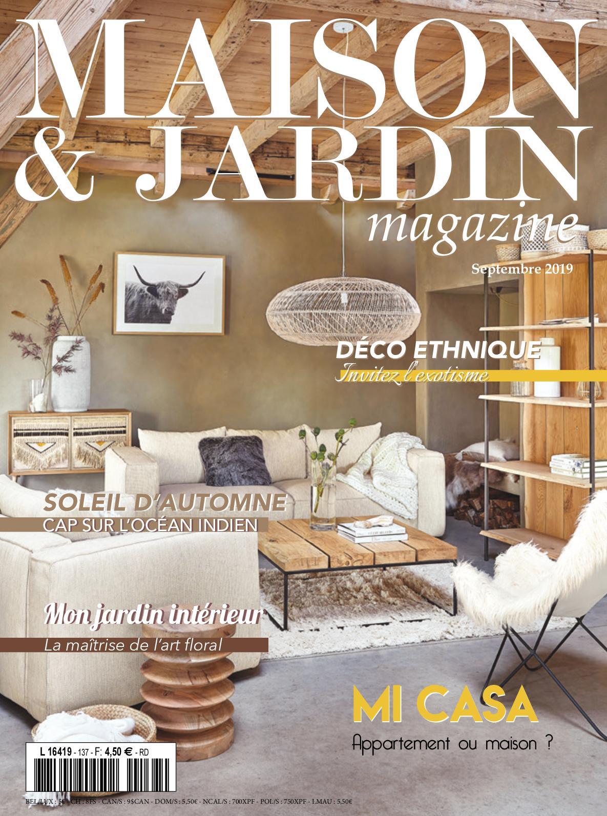 Calaméo Maison Jardin Magazine 137 Extrait