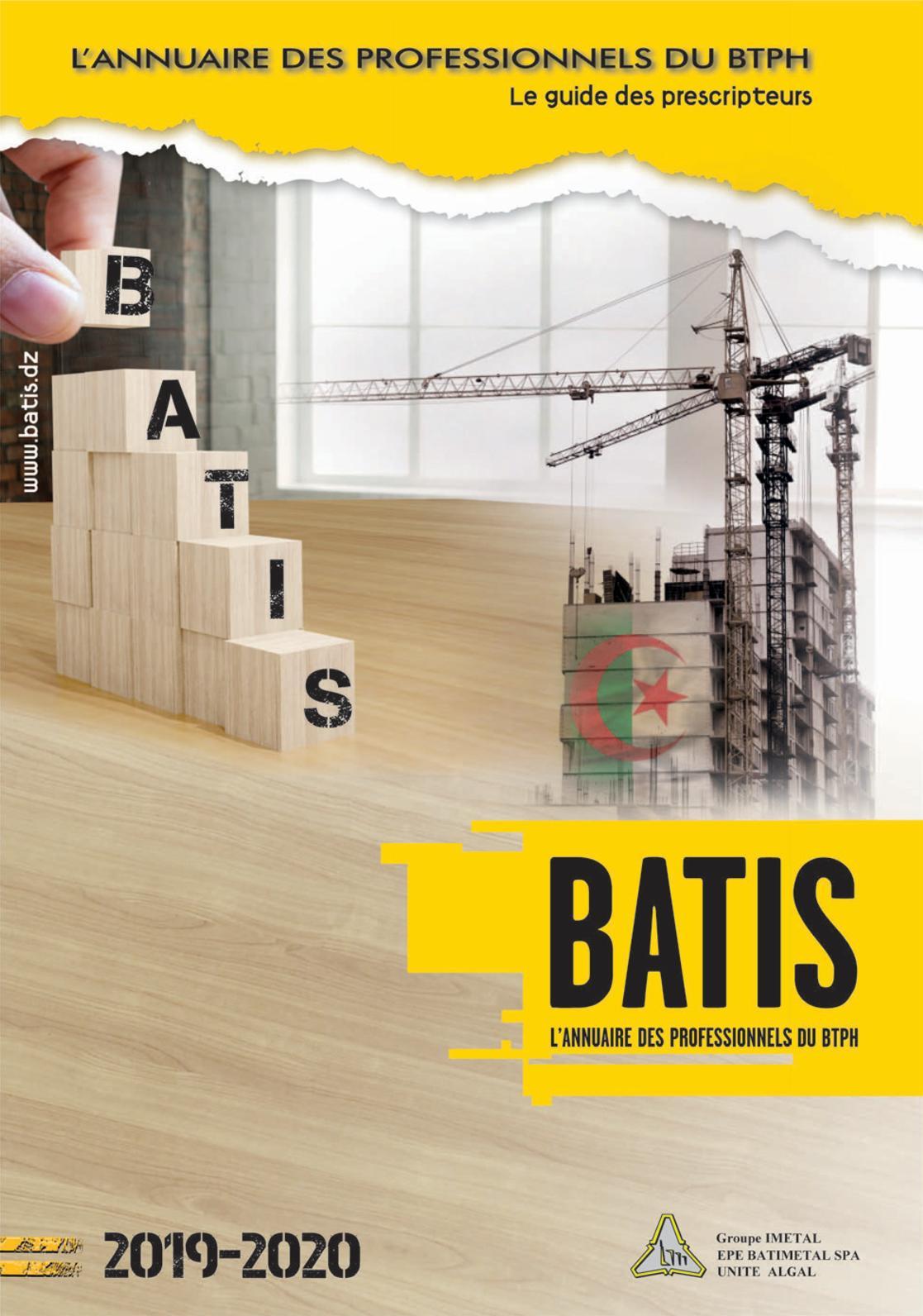 Annuaire Batis 2019/2020