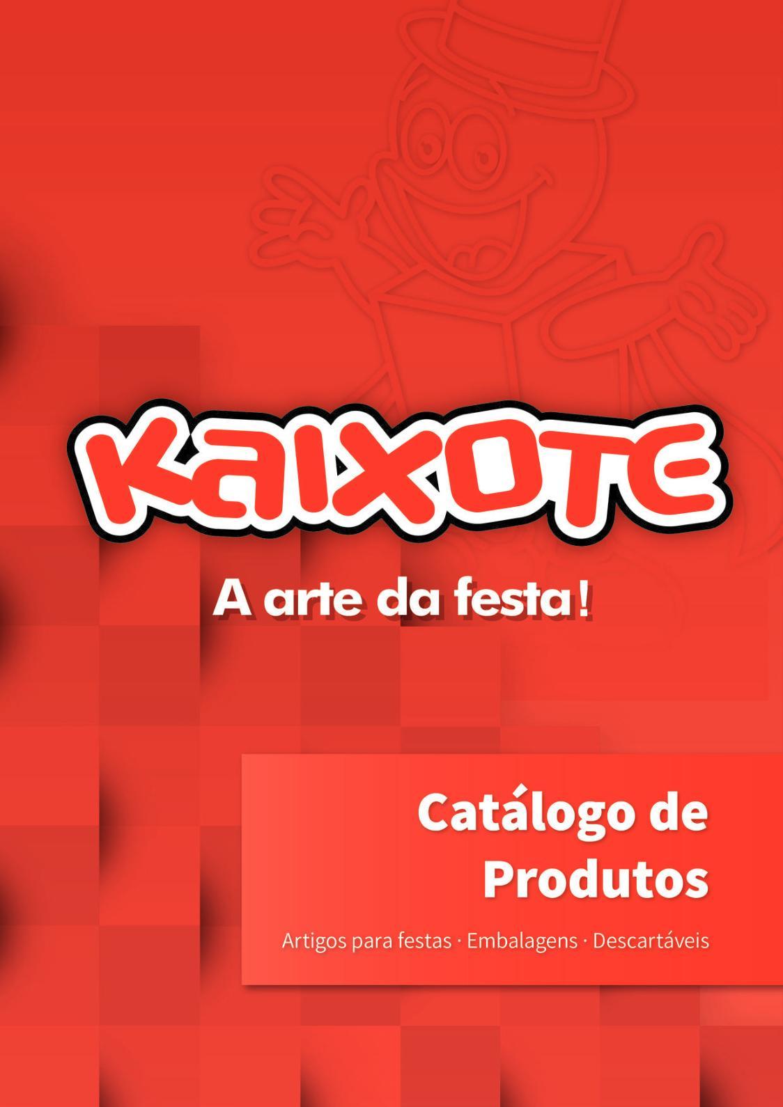 Catalogo Geral 2018 Kaixote