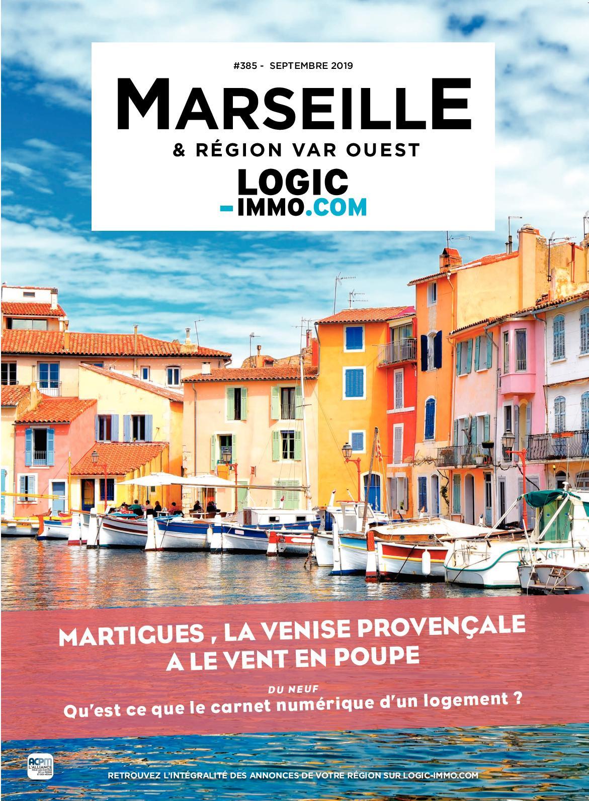 555 Rue Saint Pierre 13012 Marseille calaméo - logic immo marseille et region var ouest #385