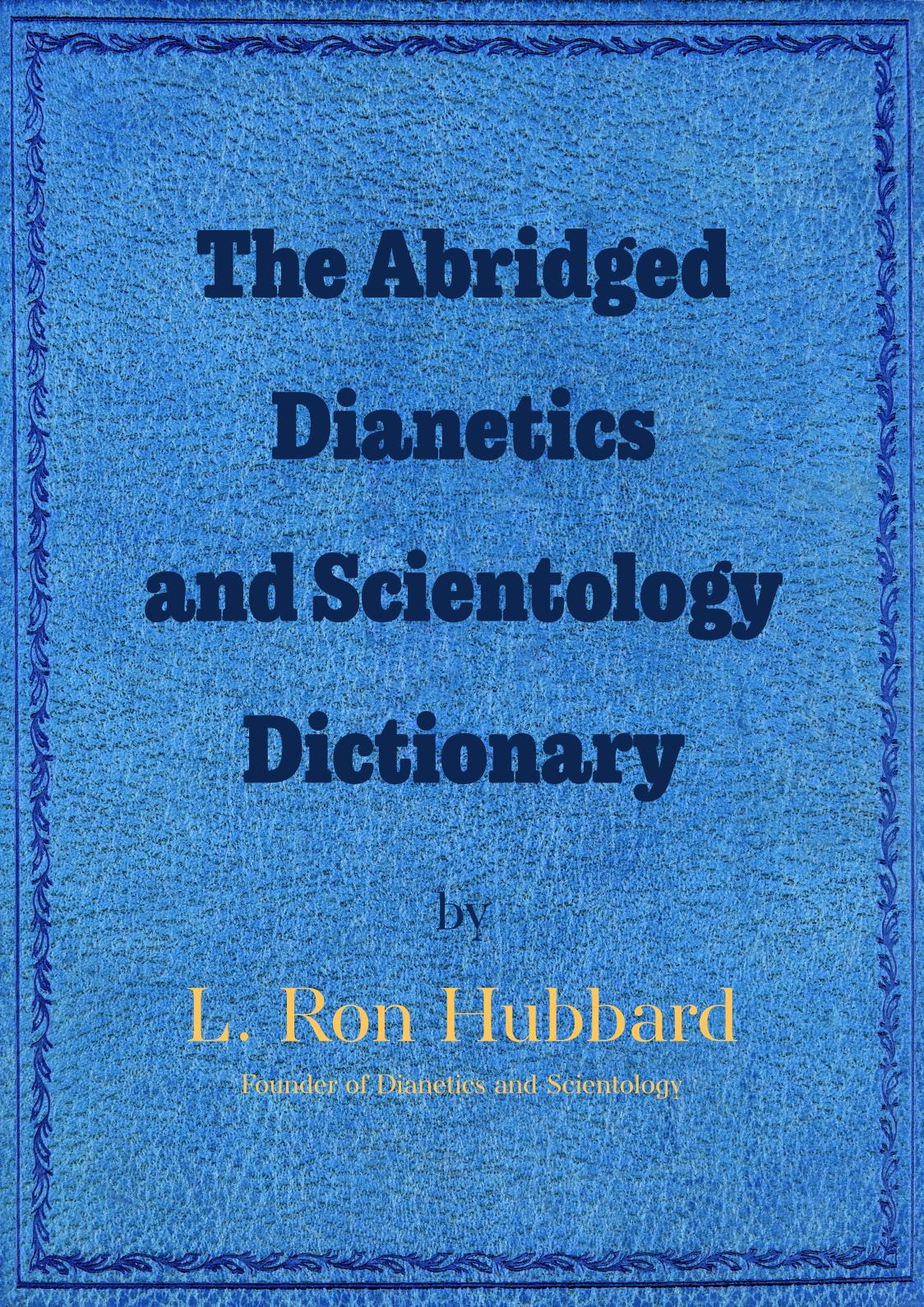 affinitet Scientologi dating