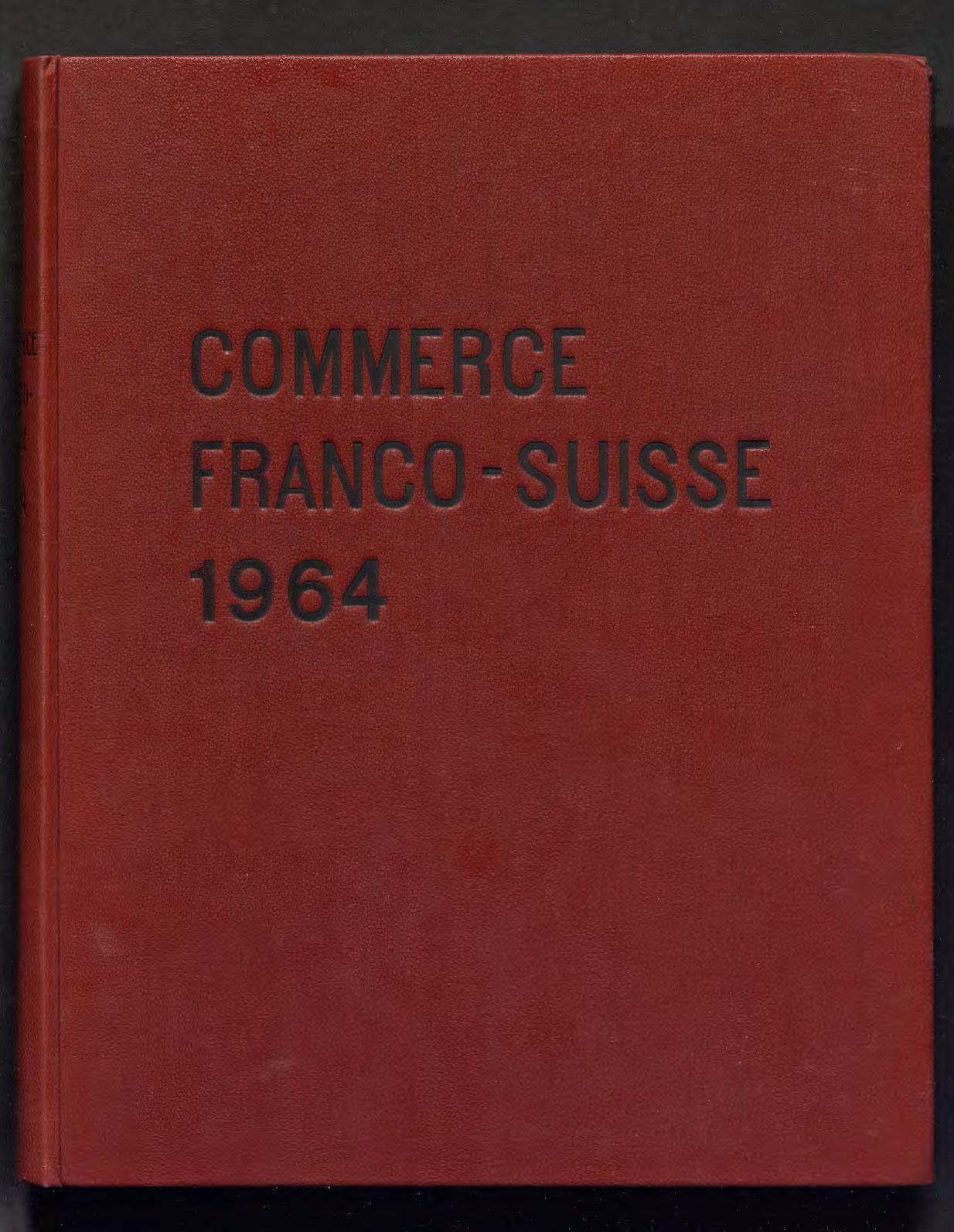 Calaméo Revue Mensuelle De 1964 Ccifs Archives