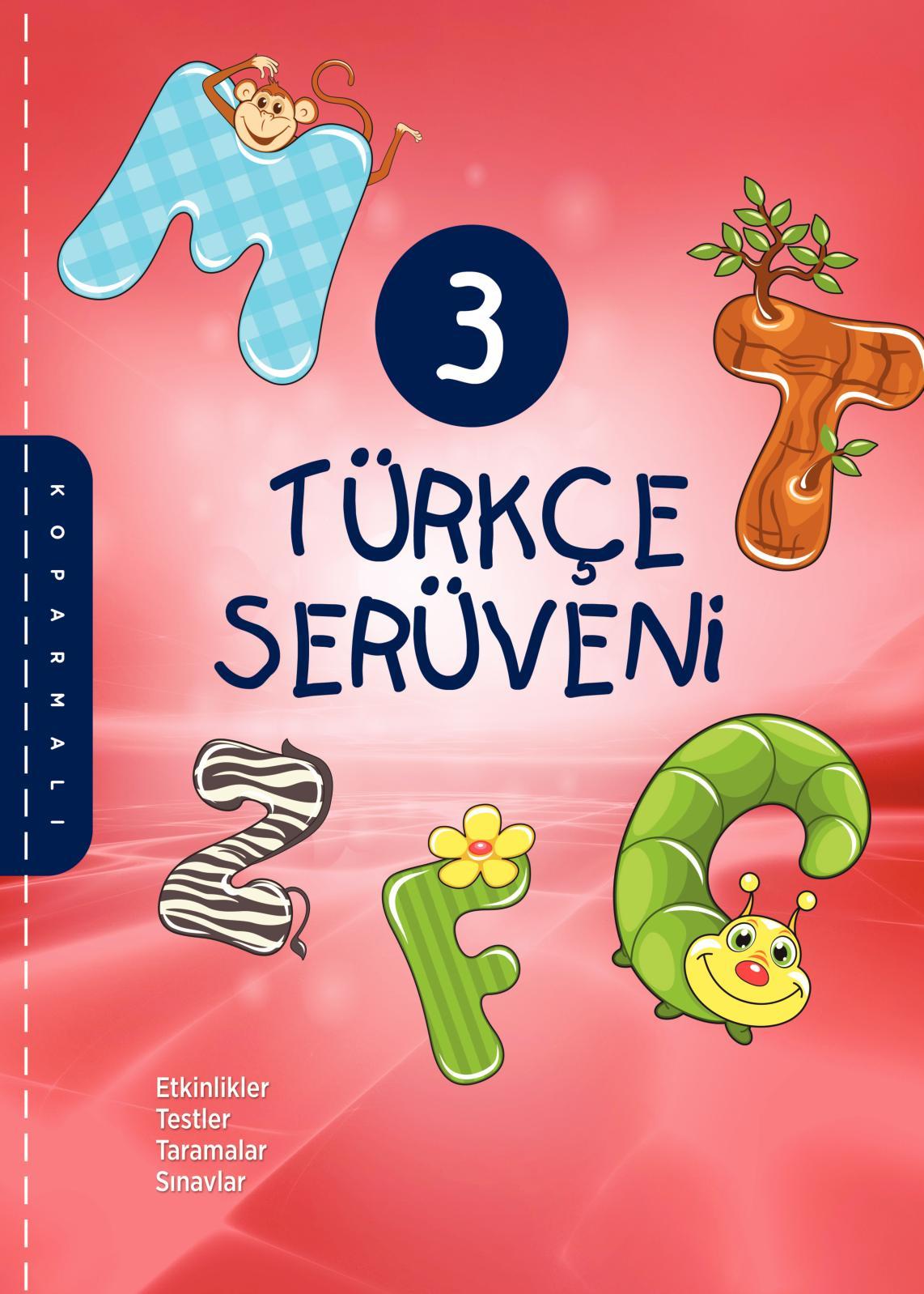 Calameo 3 Sinif Turkce Ders Kitabi Seruven Seti