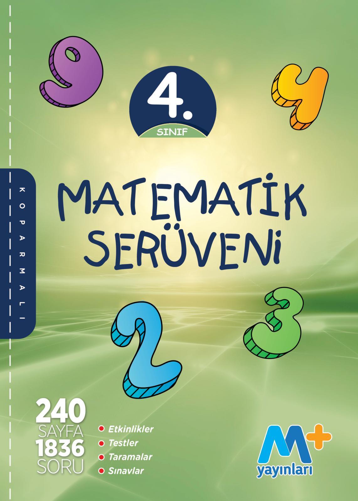 Calameo 4 Sinif Matematik Ders Kitabi Seruven Seti