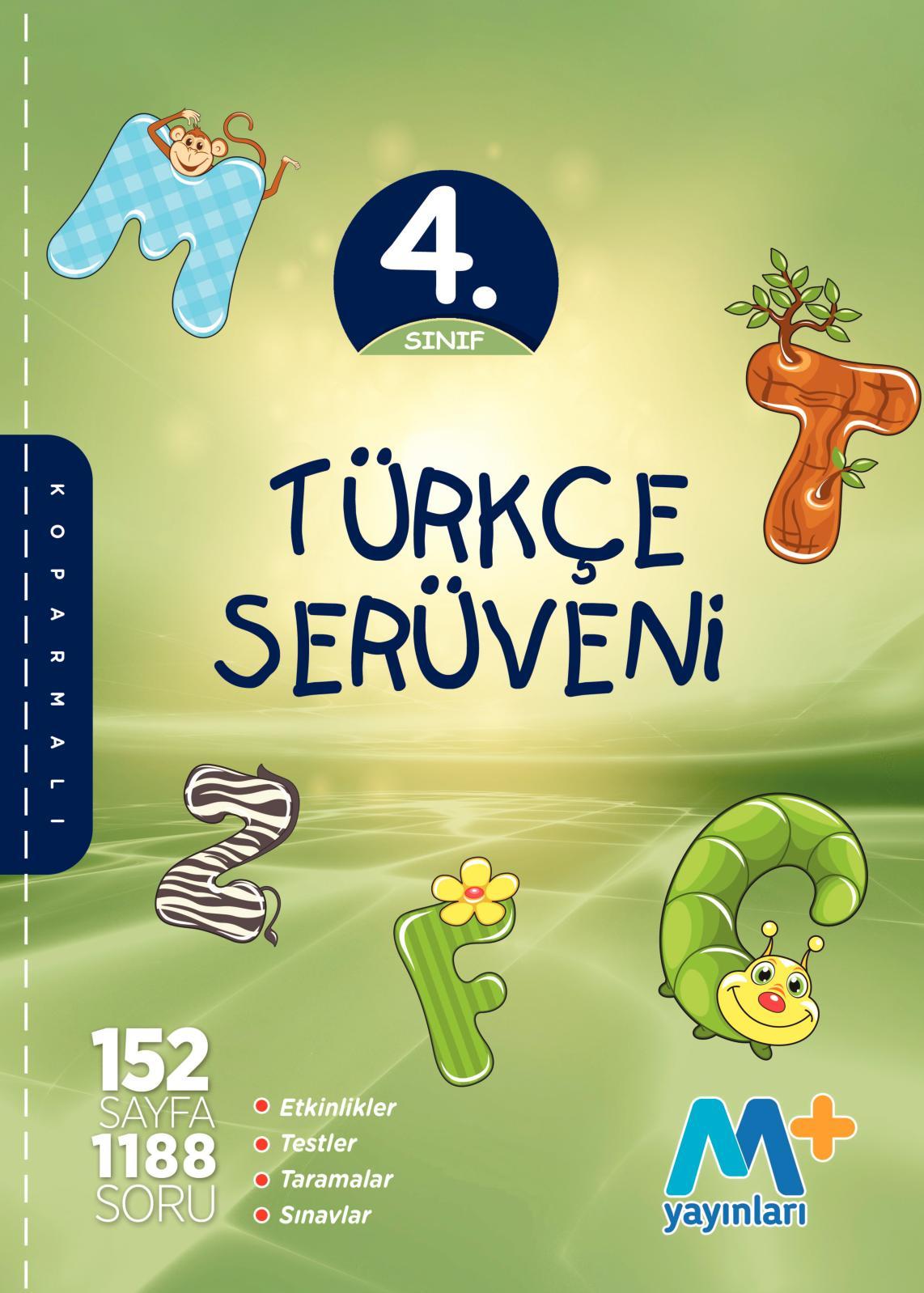 Calameo 4 Sinif Turkce Ders Kitabi Seruven Seti