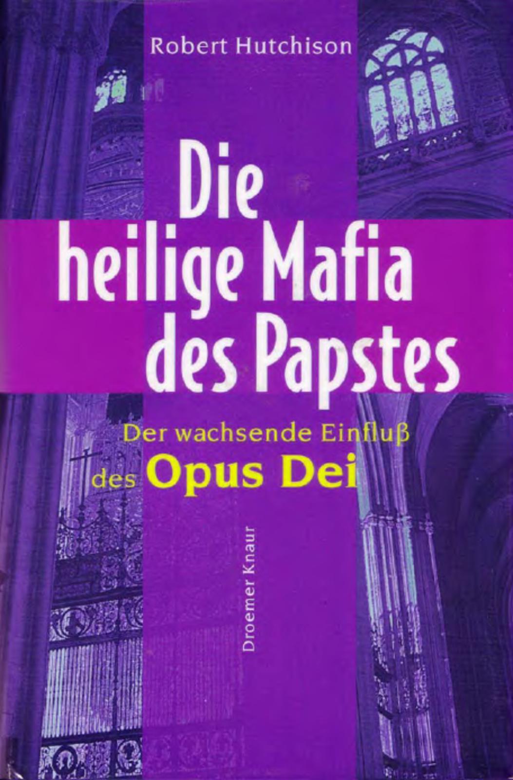 Calaméo Die Heilige Mafia Des Papstes