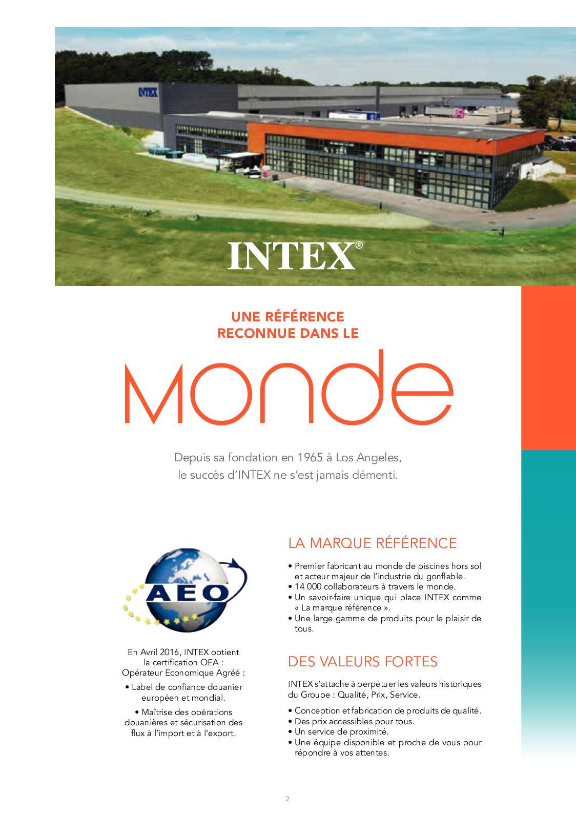 Catalogue France Intex 2020 Calameo Downloader