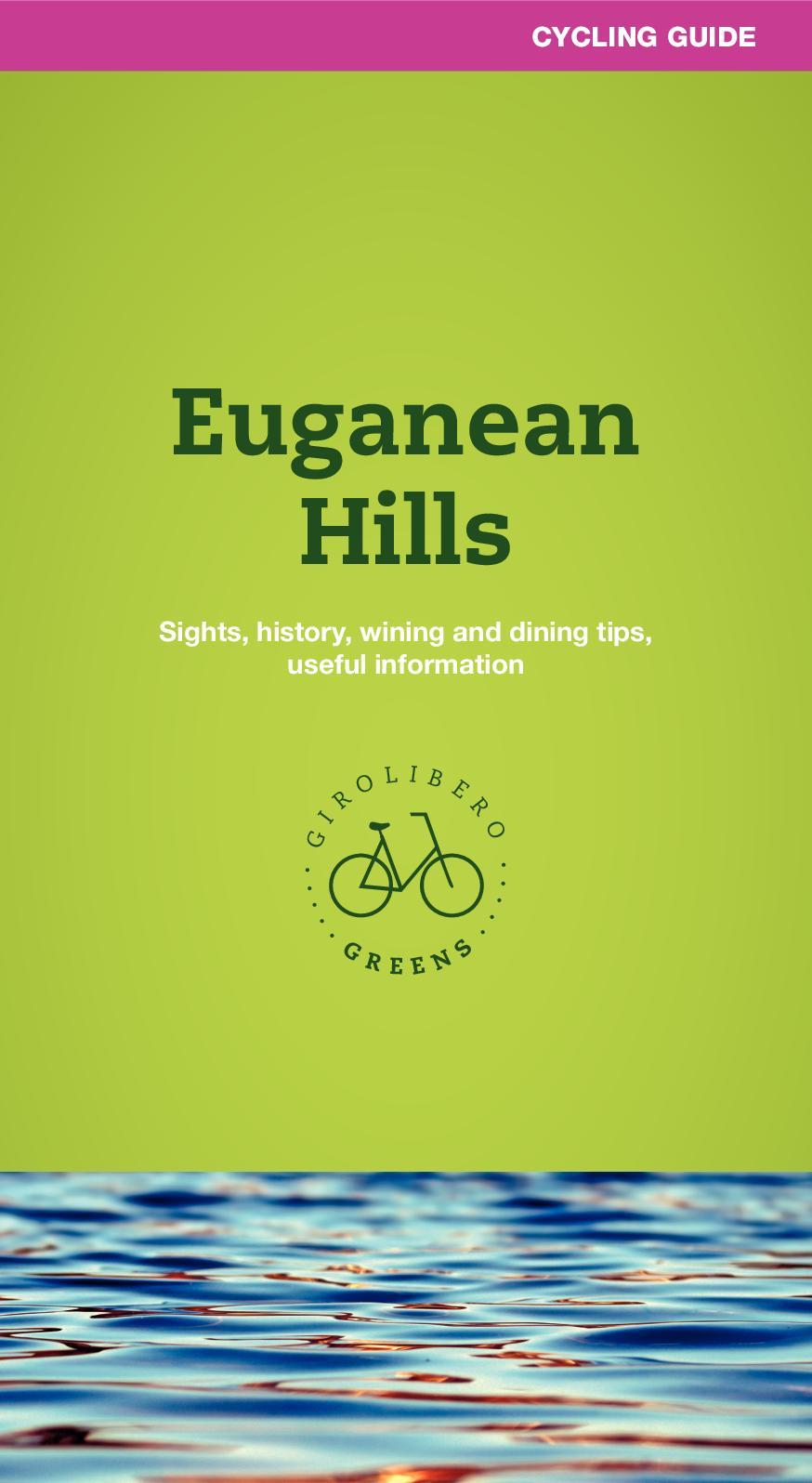 Calaméo Euganean Hills Cycling Guide Girolibero Greens