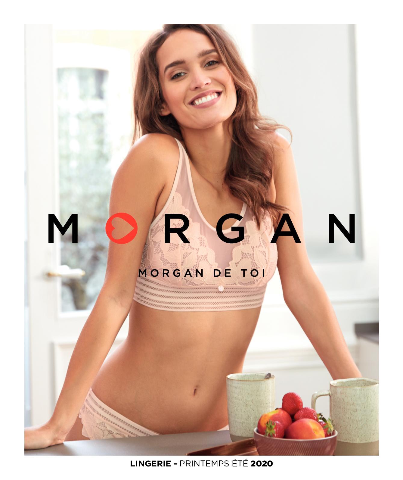 Morgan Lingerie Printemps Eté 2020