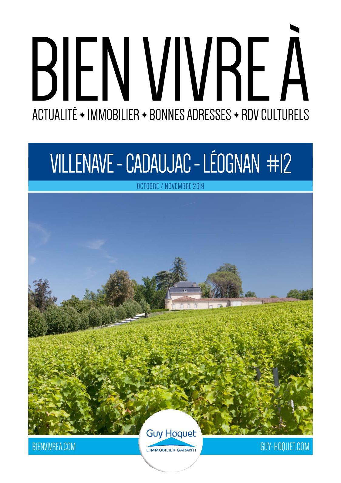 Calaméo Bien Vivre A Villenave Begles Leognan 12