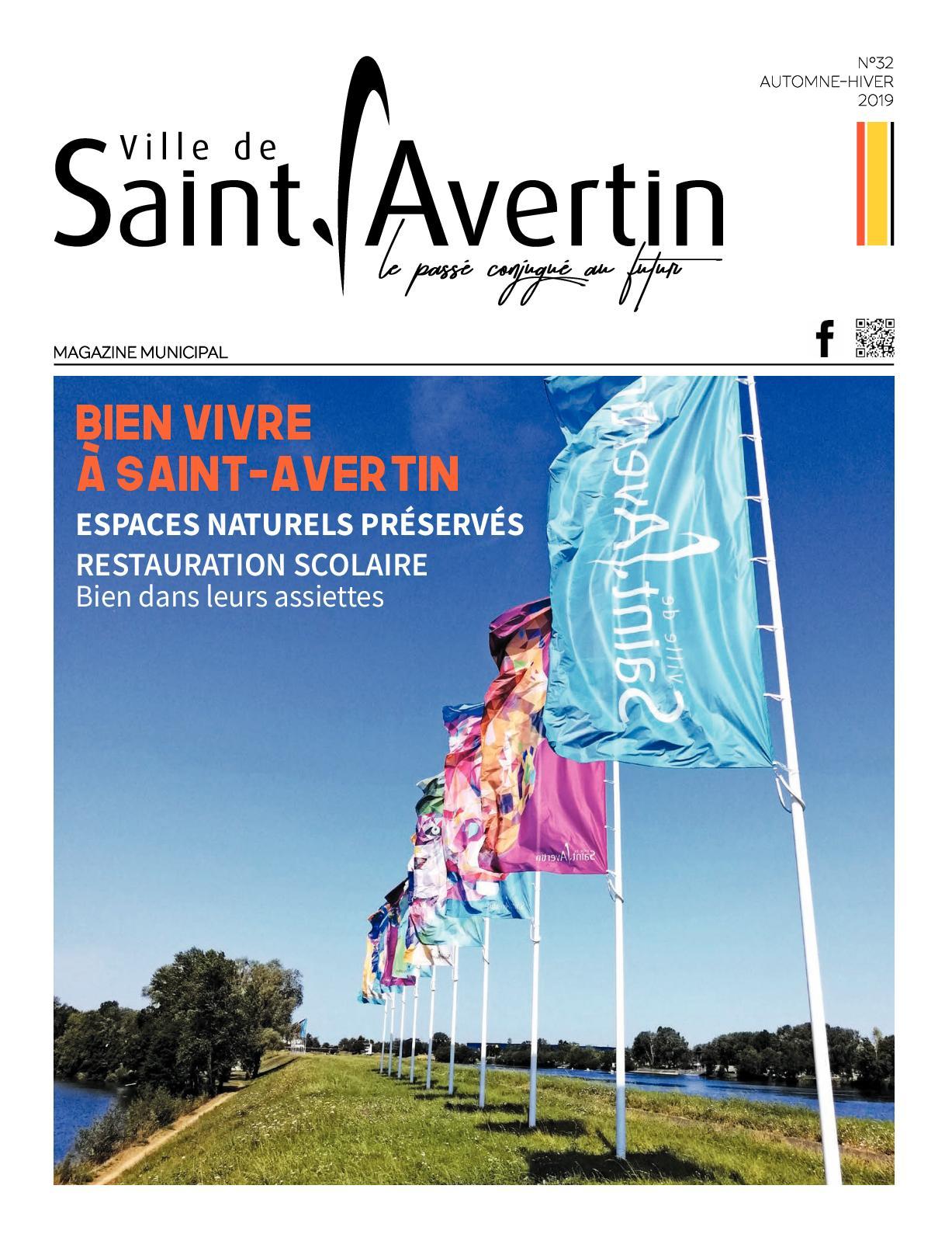 Calaméo   Saint Avertin Magazine n°40 Octobre Décembre 40