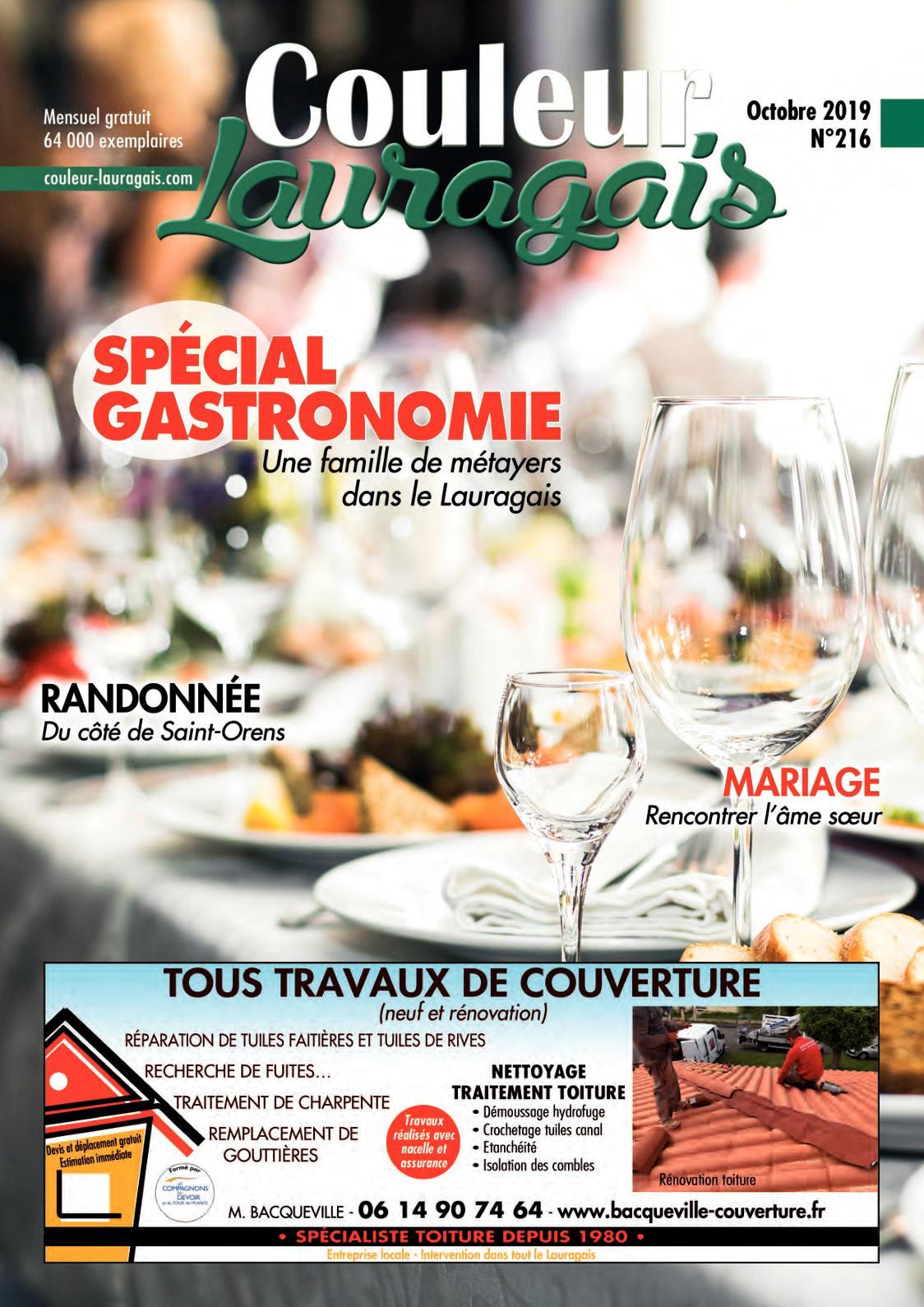Cote Flammes Villefranche De Lauragais calaméo - couleur lauragais n°216