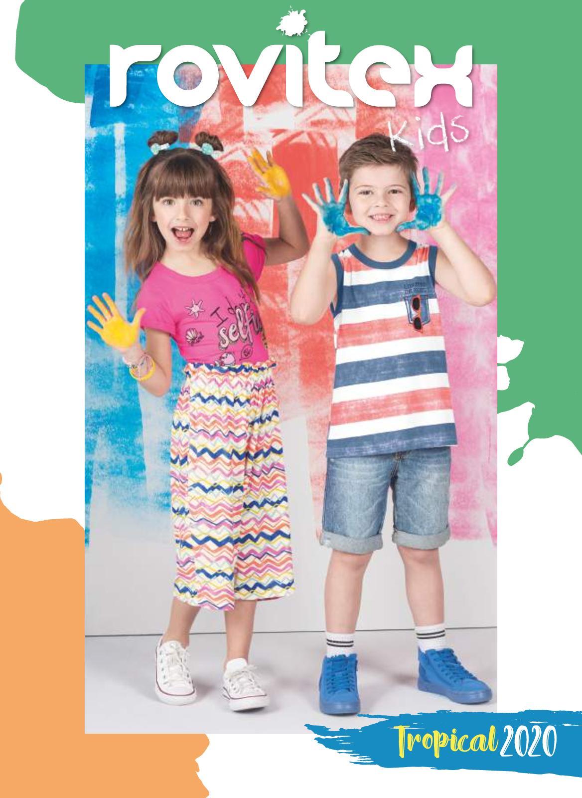 Rovitex Kids Tro 20