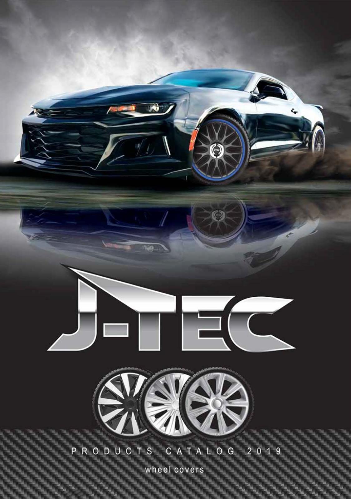 J-Tec Wheelcovers
