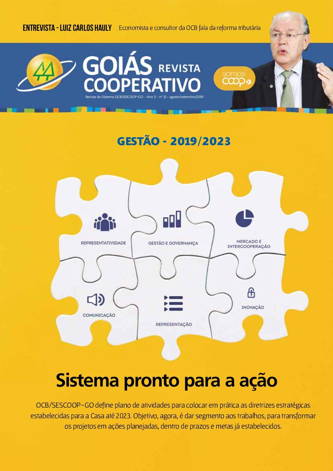 Revista Goiás Cooperativo nº 31