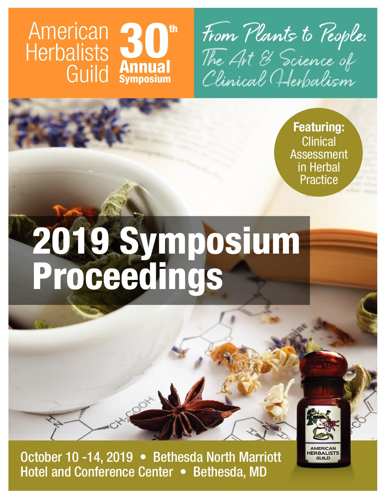 Calaméo - 2019 AHG Symposium Proceedings