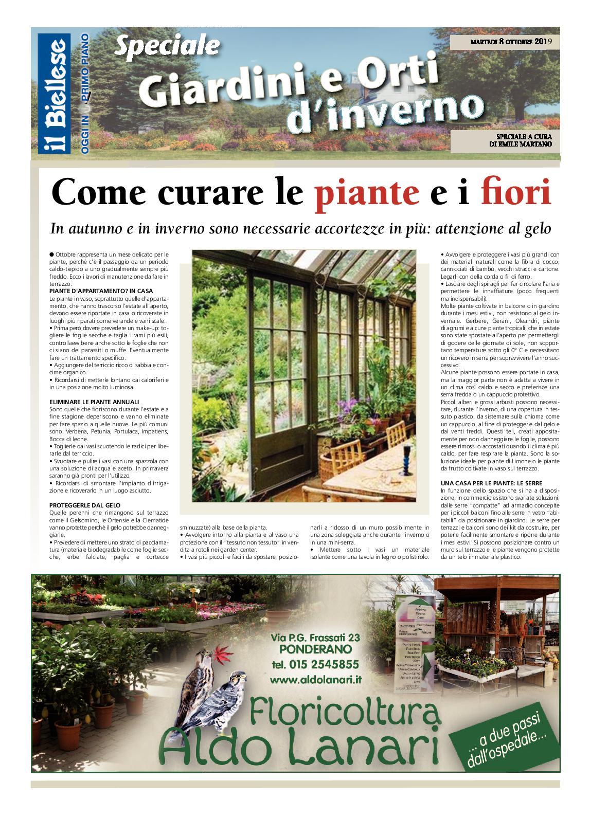Costruire Una Mini Serra Riscaldata calaméo - giardini e orti d'inverno 8/10/2019