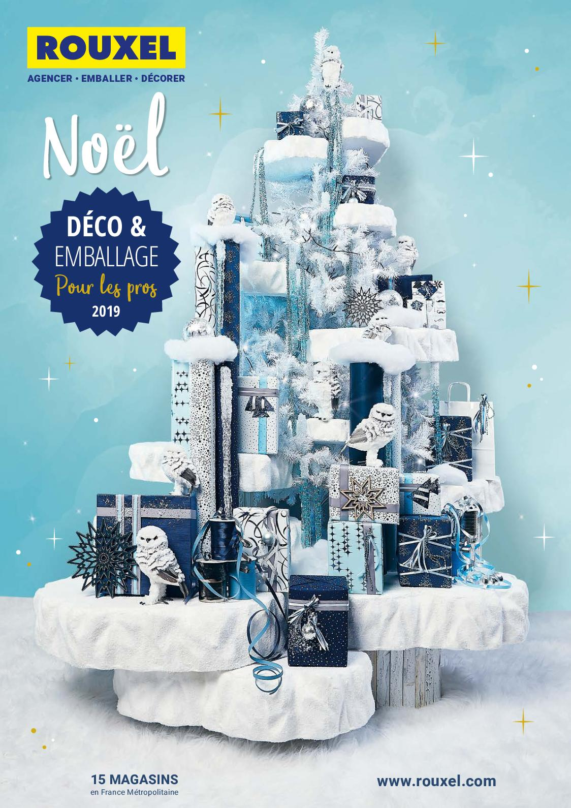 Calaméo Catalogue De Noel 2019 Rouxel