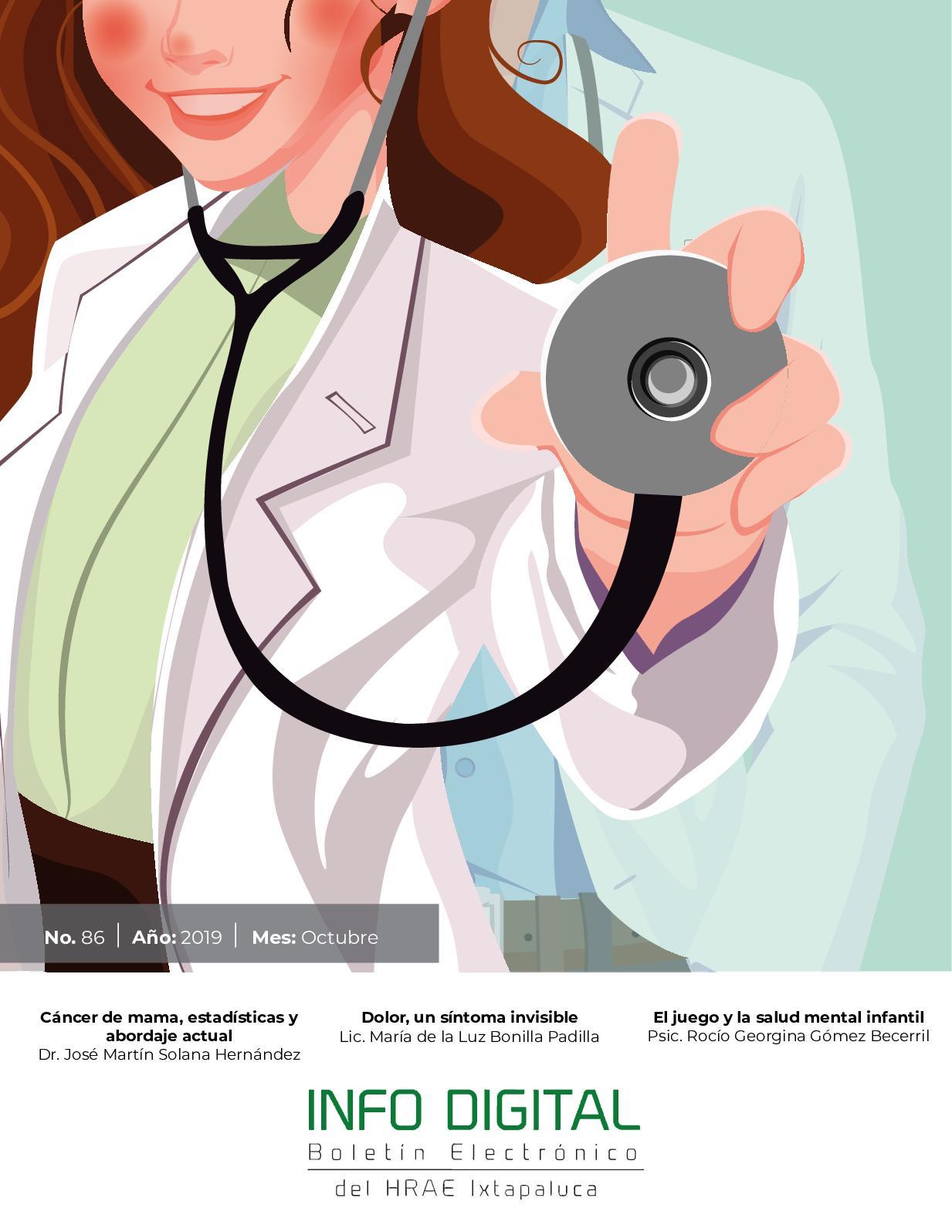 Etapa de hipertensión del boletín nmic