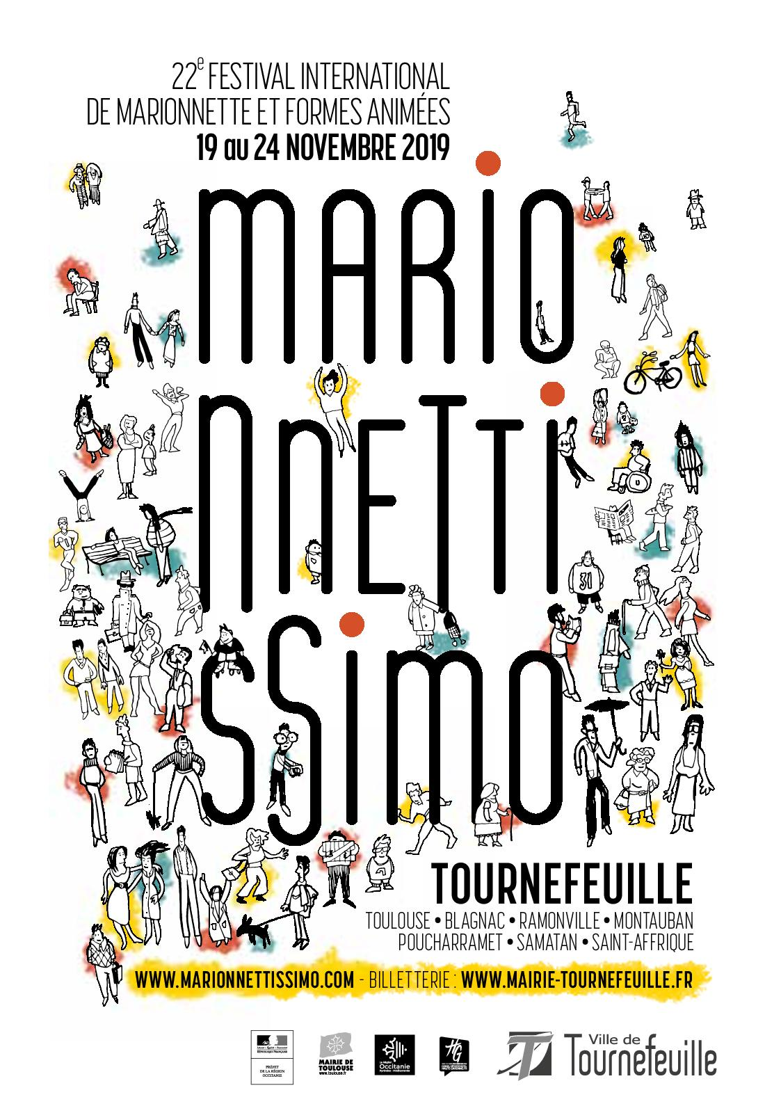 Calaméo Programme Festival Marionnettissimo 2019