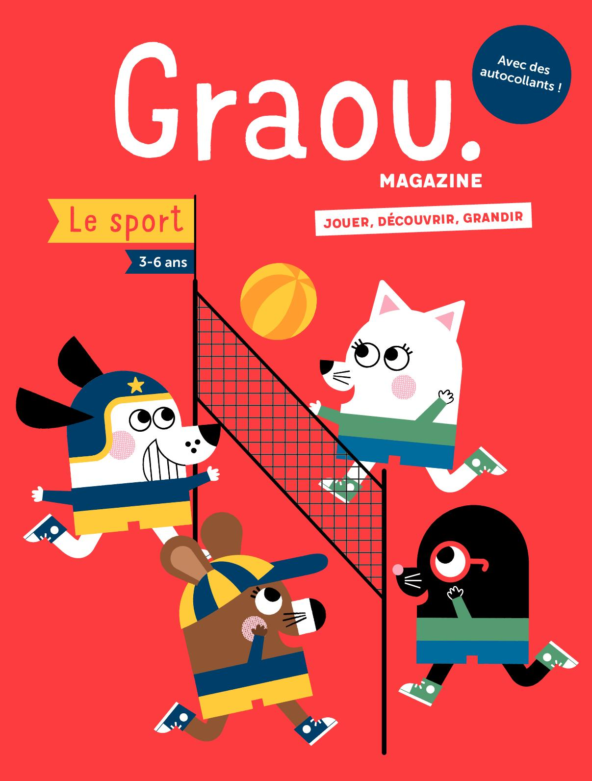 Graou N° Sport
