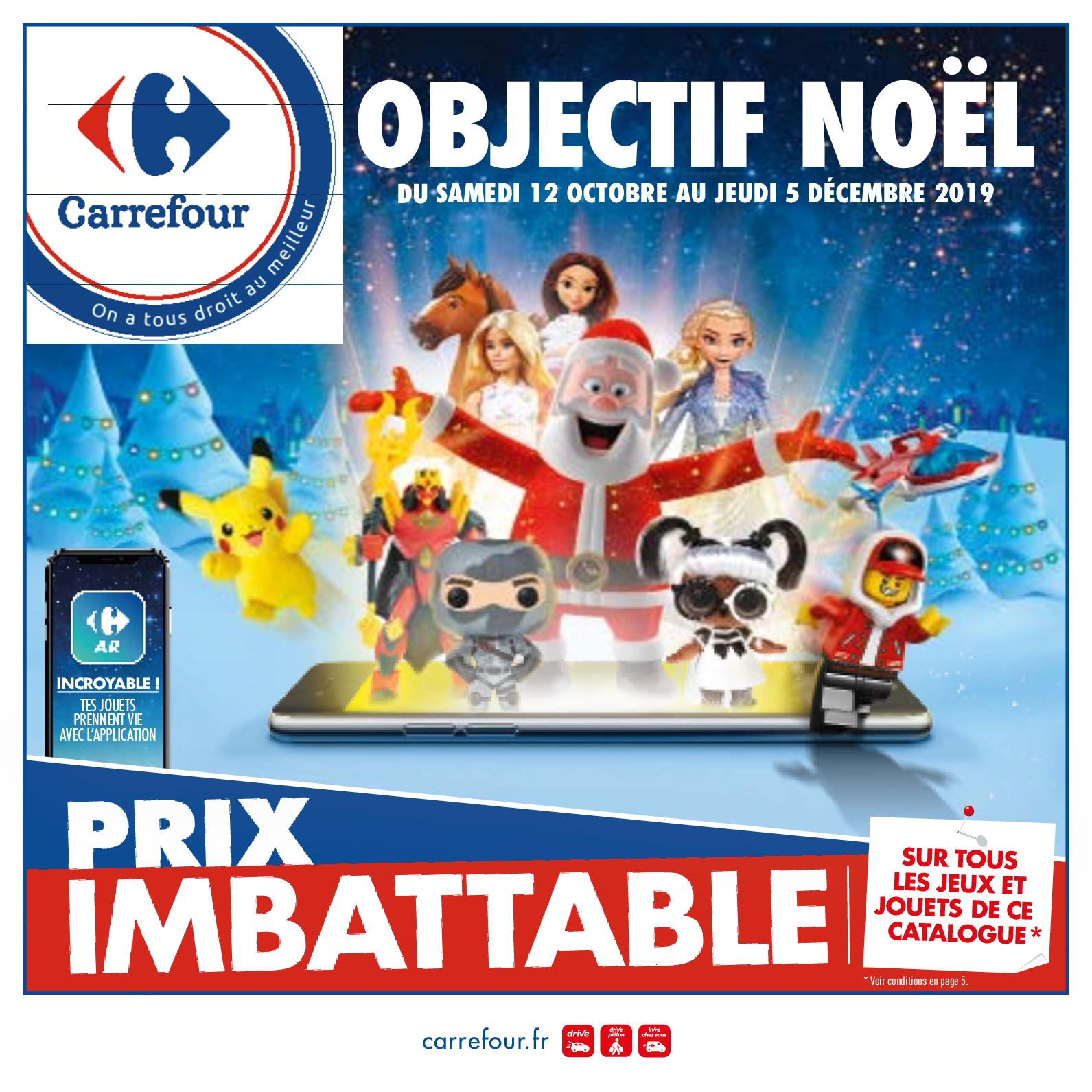 Calendrier De L Avent Lego Star Wars Carrefour.Calameo Catalogue Jouets Hypermarches Carrefour