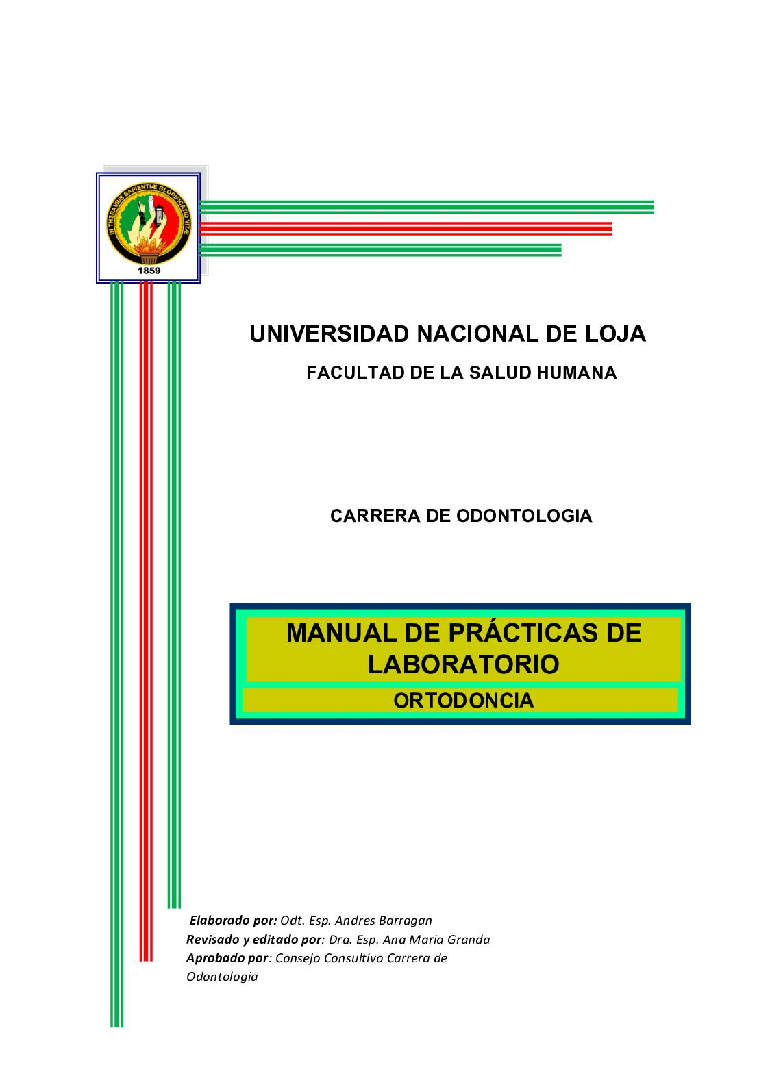 Guias Practicas De Ortodoncia Octubre - Marzo 2019