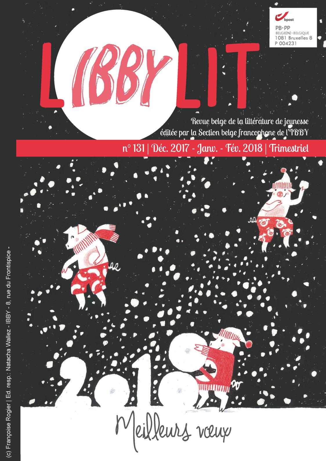 Calaméo Libbylit N131 Décembre 2017 Janvier Février 2018