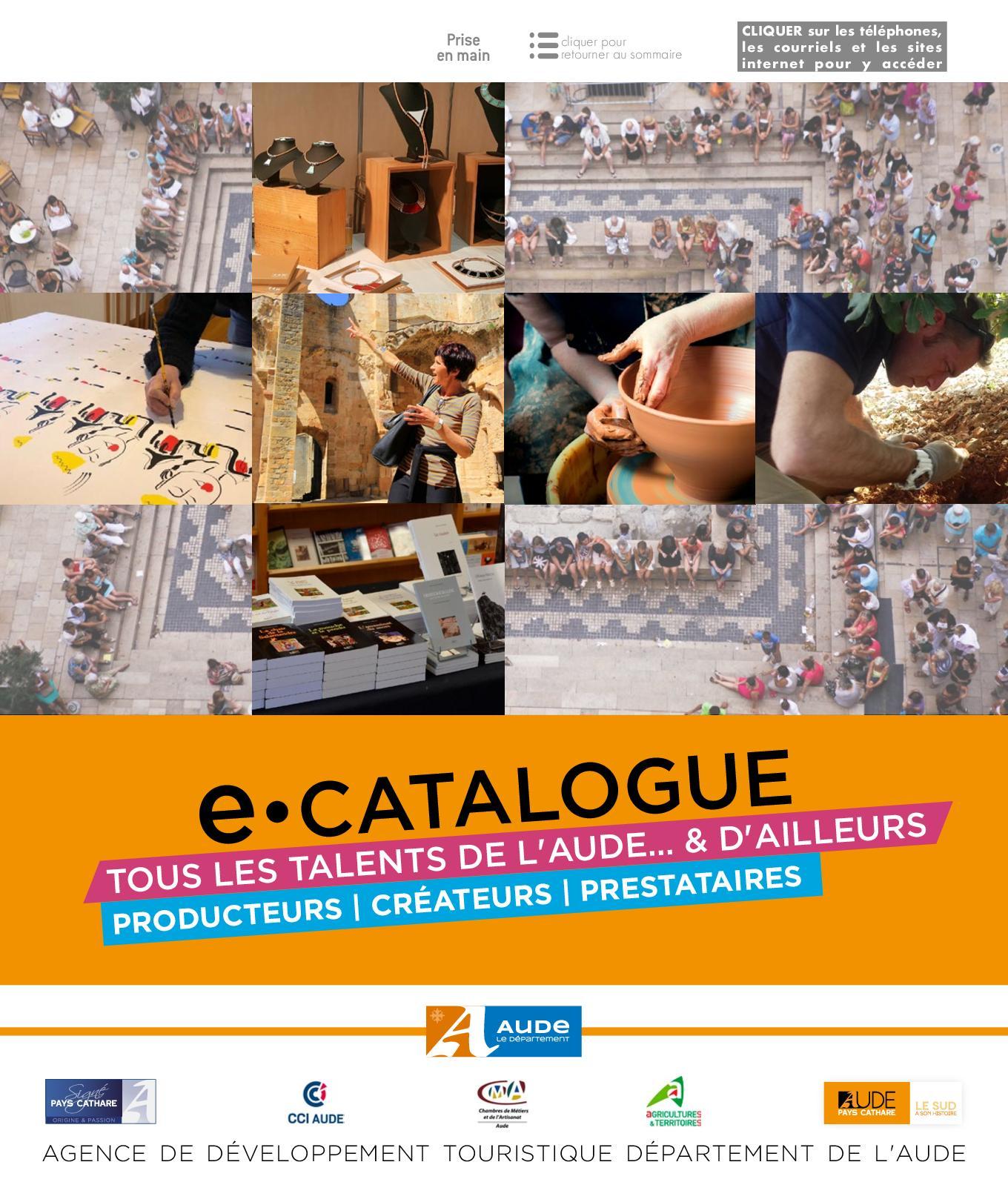 Tous Le Talents De L'Aude et d'Ailleurs