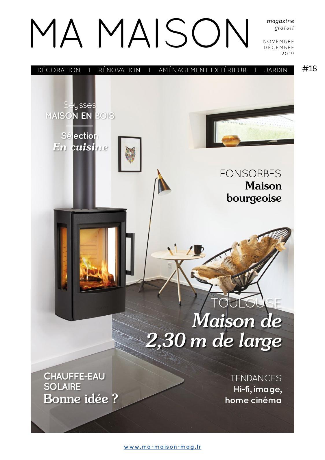 2B Auto Fonsorbes calaméo - ma maison magazine numero 18