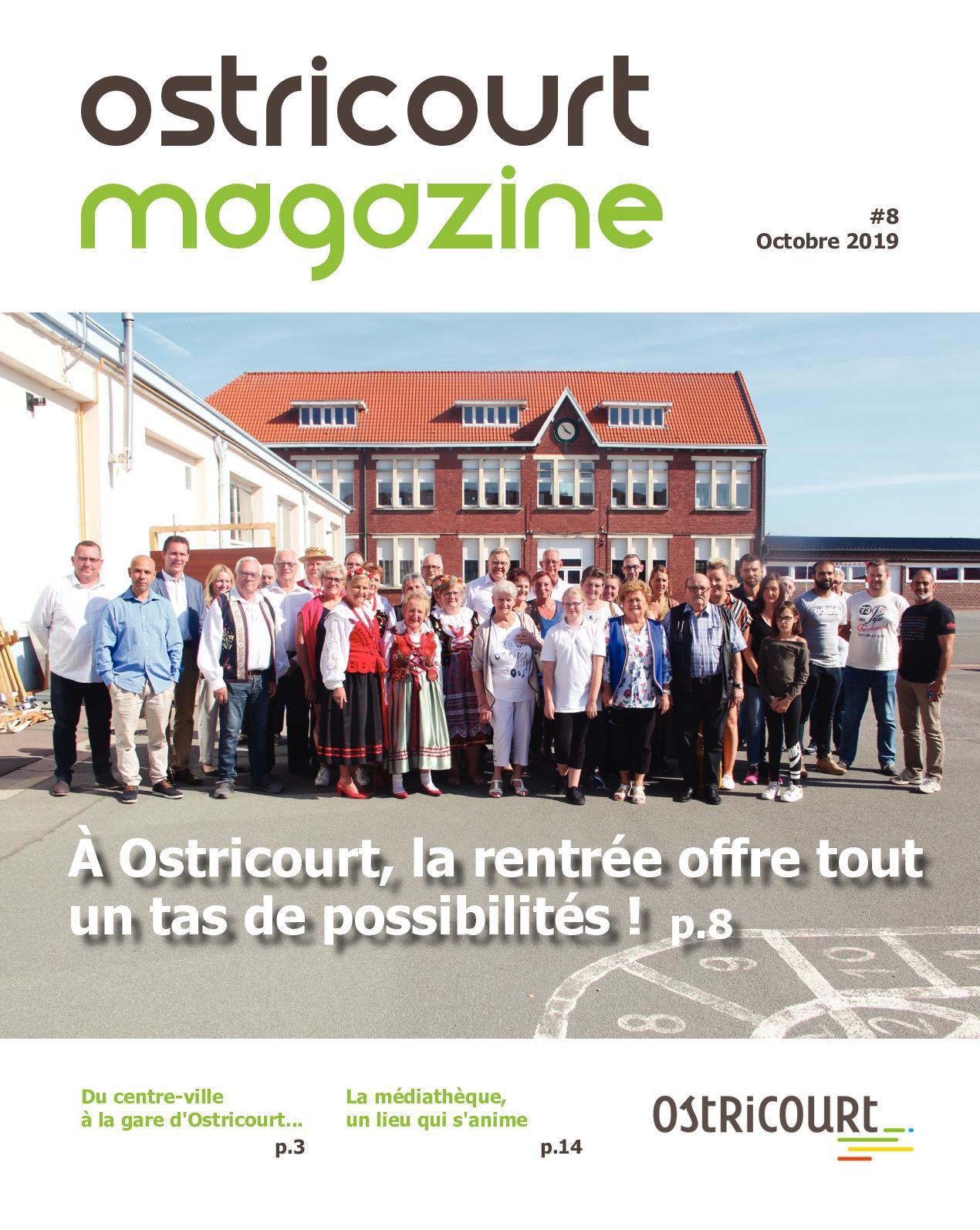 Calaméo Ostricourt Magazine 8