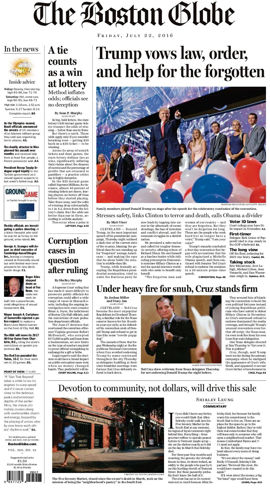 Calaméo The Boston Globe 07222016