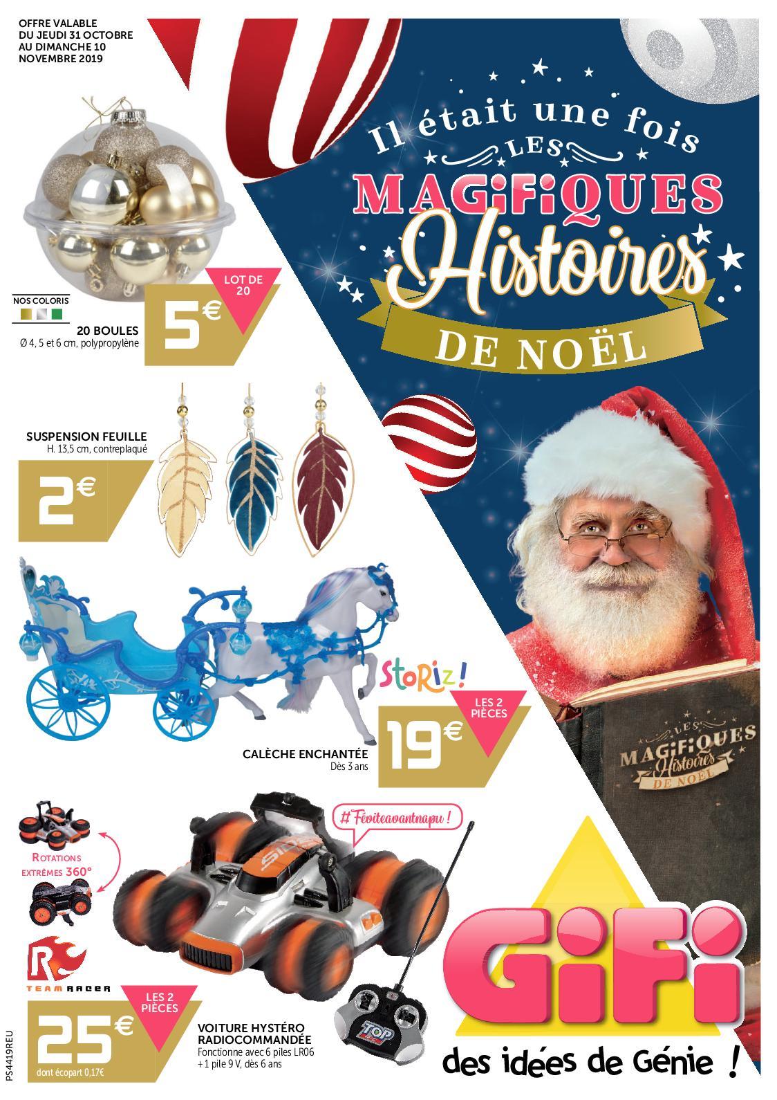 Calaméo Catalogue Gifi Novembre 2019