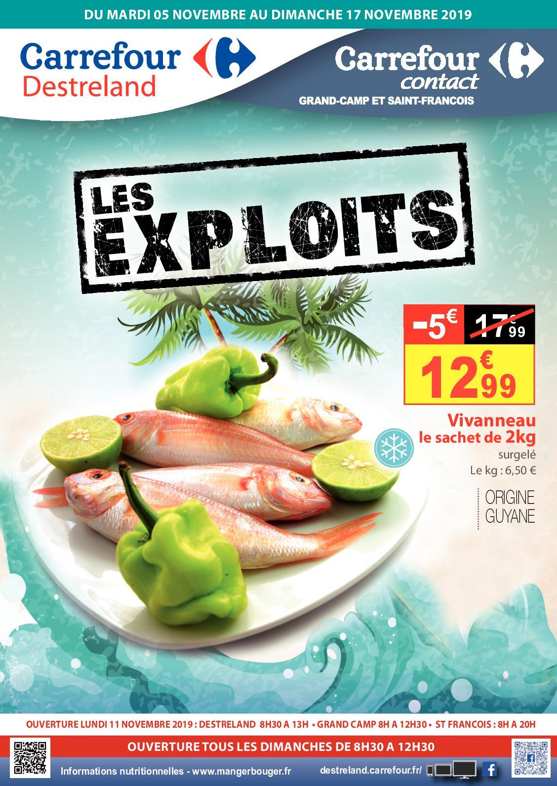 Calaméo Catalogue Les Exploits Novembre 2019