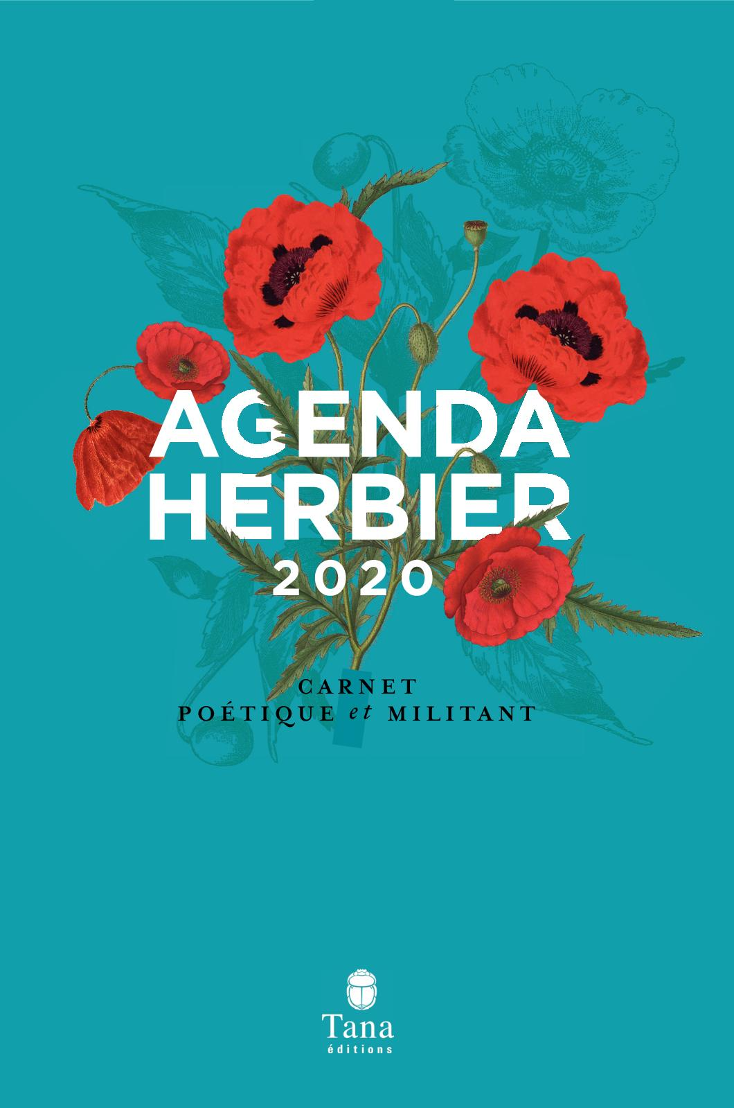 Agenda Herbier 2020