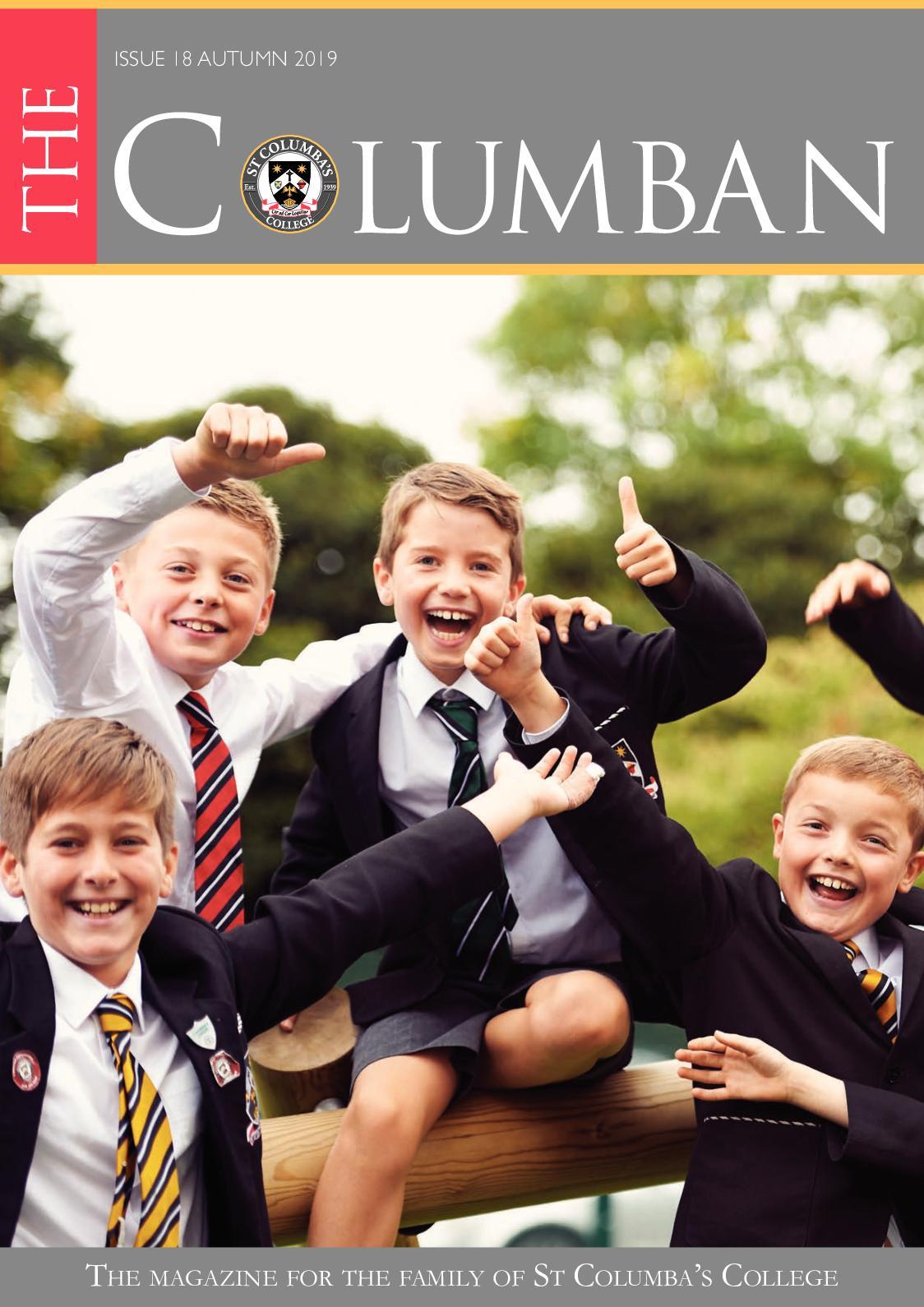 Calaméo Columban Magazine September 2019