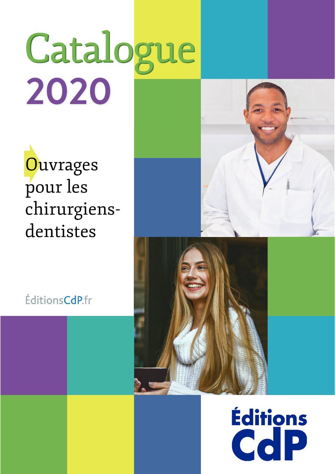 CATALOGUE CDP 2020