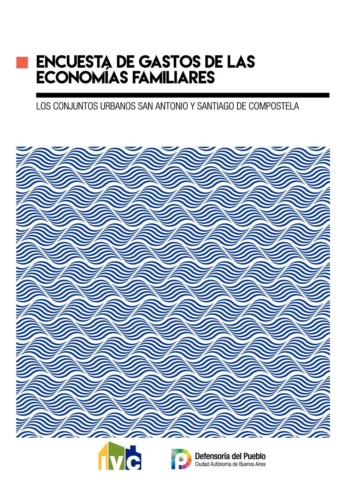 Calaméo Encuesta De Gastos De Las Economías Familiares