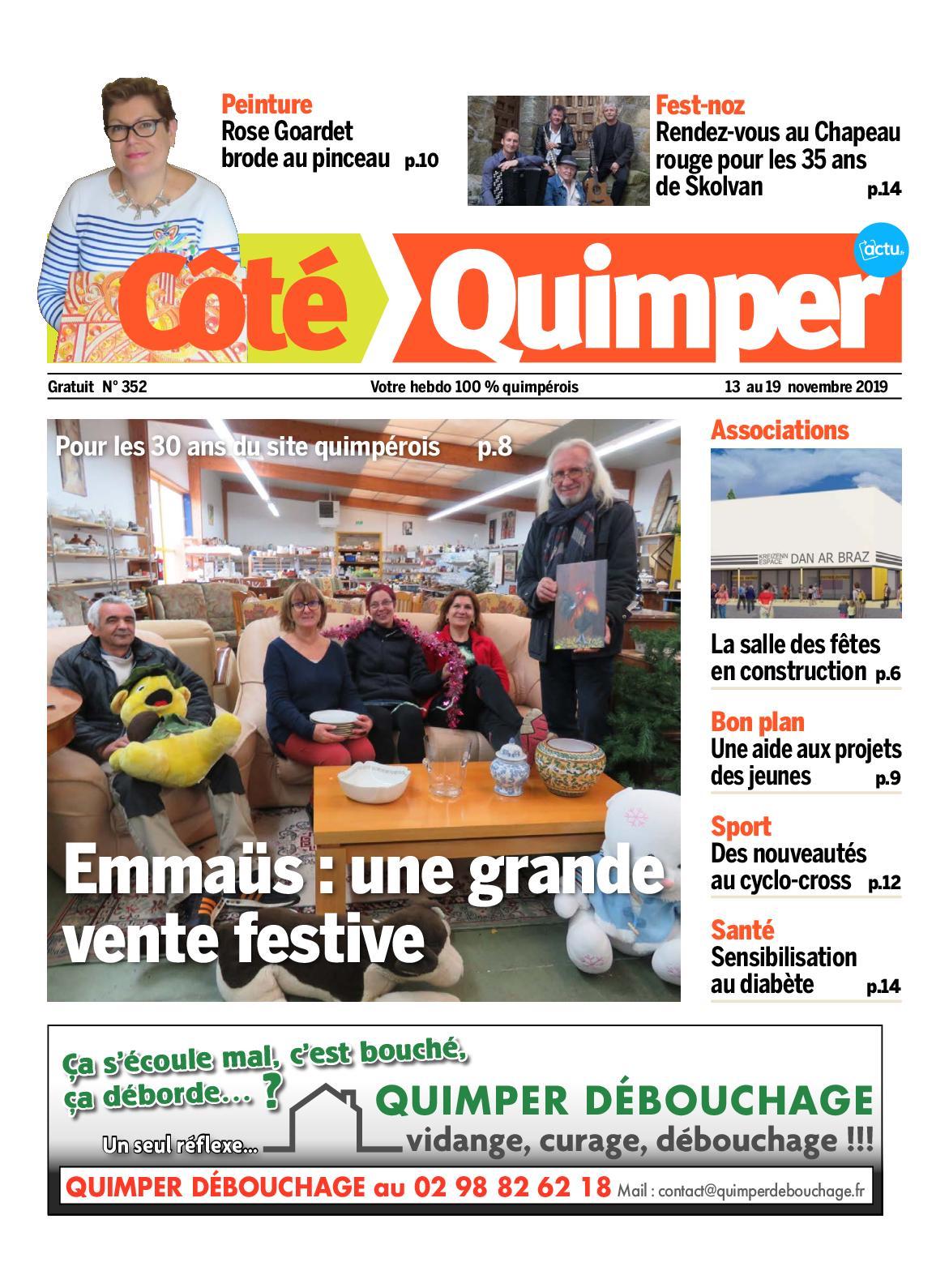 Calaméo Côté Quimper S46