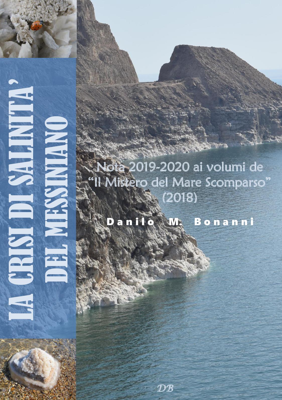 """Nota 2019 2020 Ai Volumi """"Il Mistero Del Mare Scomparso"""" (2018)"""